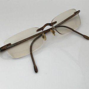 Vintage Eyeglasses Frame Ladies Eye Wear Frame